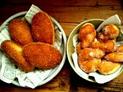カレーパン&ツイストドーナツ